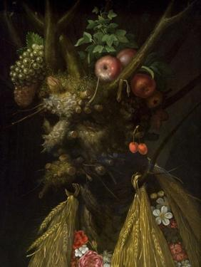 The Four Seasons by Giuseppe Arcimboldo
