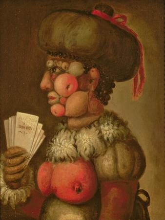The Lady of Good Taste by Giuseppe Arcimboldo
