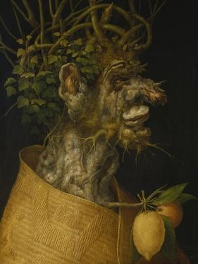 Winter, 1563 by Giuseppe Arcimboldo