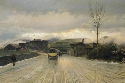 Crossing of Apennines, 1867