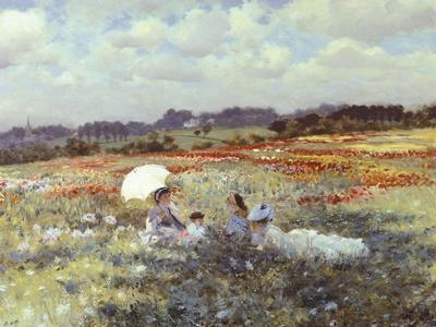 Fields Near London