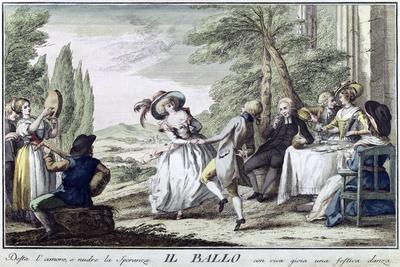 Il Ballo (The Dance), 1790