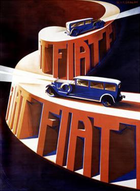 Fiat by Giuseppe Riccobaldi