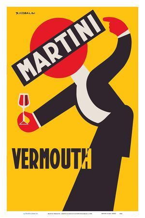 Martini Vermouth Liquor - Martini & Rossi