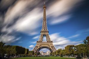 Eiffel I by Giuseppe Torre