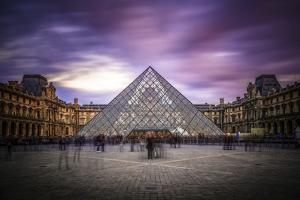 Louvre I by Giuseppe Torre