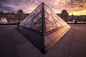 Louvre II by Giuseppe Torre