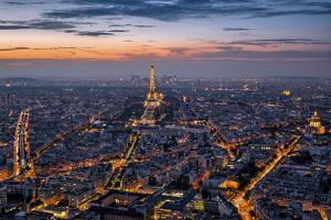 Paris by Giuseppe Torre