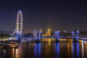 Thames I by Giuseppe Torre