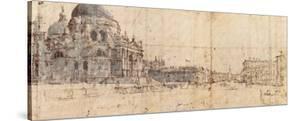 Church, Venice by Giuseppe Vanvitelli