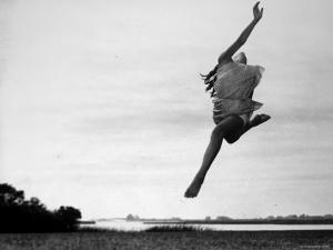 Dancer Anita John, of Anita John School of Dance by Gjon Mili