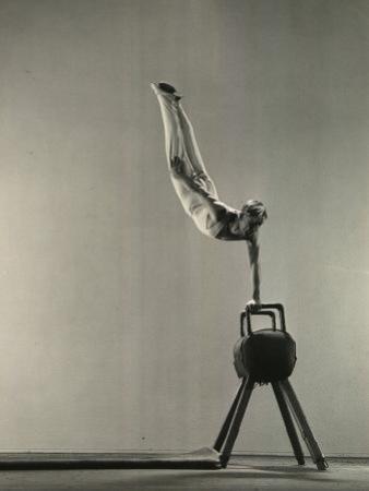 Danish Gymnasts by Gjon Mili