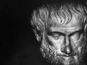 Head of Aristotle by Gjon Mili