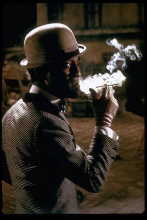 Sammy Davis, Jr. as Sportin' Life in the Film Porgy and Bess
