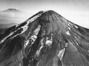 Glaciers on Mount Saint Helens