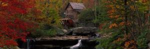 Glade Creek Grist Mill, West Virginia, USA