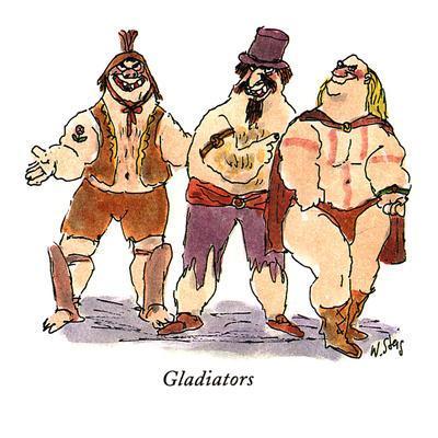 https://imgc.allpostersimages.com/img/posters/gladiators-new-yorker-cartoon_u-L-PGT6QX0.jpg?artPerspective=n