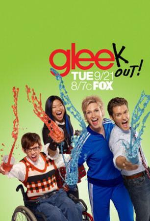 Glee Poster - Gleek Out!
