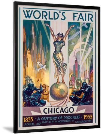 Chicago World's Fair, 1933 by Glen C. Sheffer