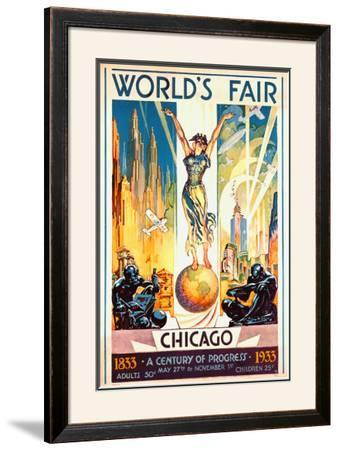 World's Fair, Chicago, 1933 by Glen C. Sheffer