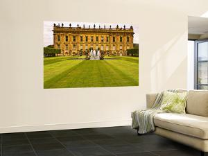 Historic Chatsworth House and Gardens by Glenn Beanland