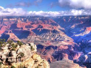 Grand Canyon South Rim by Glenn Ross Images