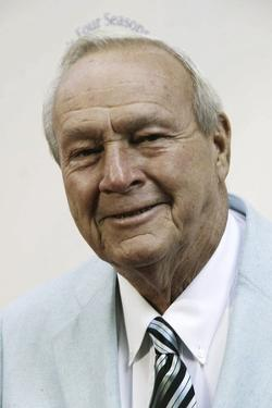 Arnold Palmer by Globe Photos LLC
