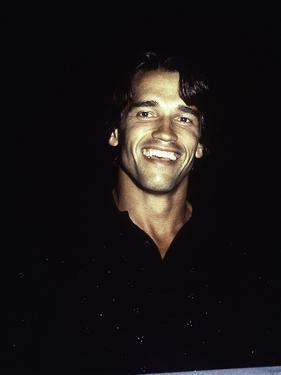 Arnold Schwarzenegger by Globe Photos LLC