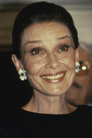 Audrey Hepburn by Globe Photos LLC