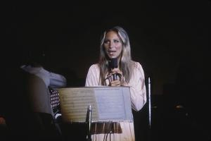 Barbra Streisand by Globe Photos LLC