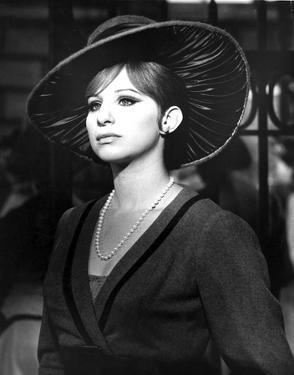 Barbra Streisand by Globe Photos LLC