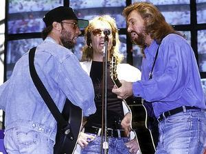 Bee Gees by Globe Photos LLC