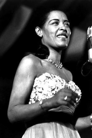 Billie Holiday by Globe Photos LLC