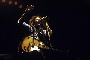 Bob Marley by Globe Photos LLC