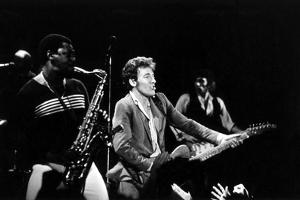 Bruce Springsteen by Globe Photos LLC