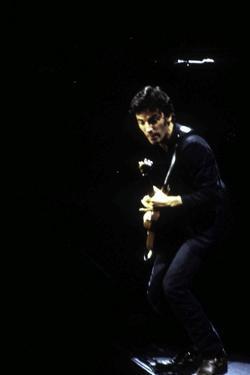 Bruce Springsteen by Globe Photos LLC