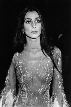 Cher by Globe Photos LLC
