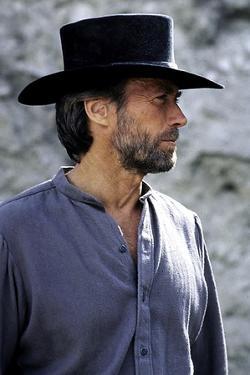 Clint Eastwood by Globe Photos LLC