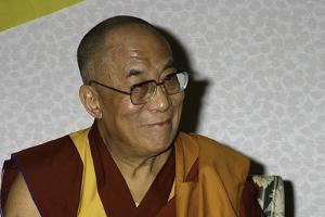 Dalai Lama by Globe Photos LLC