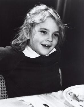 Drew Barrymore by Globe Photos LLC