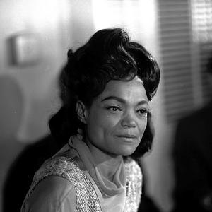 Eartha Kitt by Globe Photos LLC