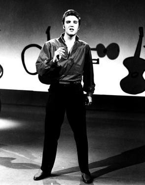 Elvis Presley by Globe Photos LLC