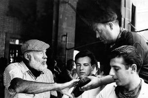 Ernest Hemingway by Globe Photos LLC