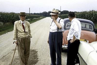 Frank Lloyd Wright by Globe Photos LLC