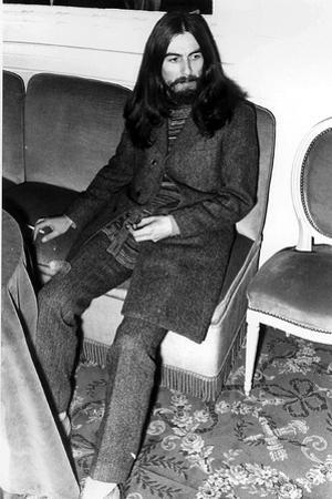George Harrison by Globe Photos LLC