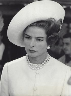 Ingrid Bergman by Globe Photos LLC
