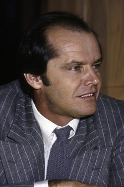 Jack Nicholson by Globe Photos LLC
