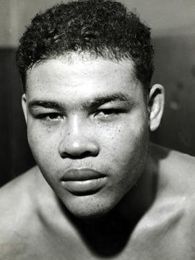 Joe Louis by Globe Photos LLC