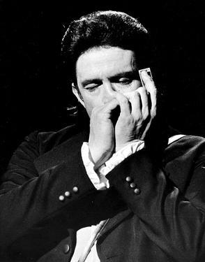 Johnny Cash by Globe Photos LLC