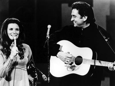 Johnny Cash by Globe Photos LLC